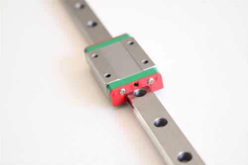 Linear Slide MGN9 250~500mm Linear Rails Guide With Mini Carriage Block CNC Part