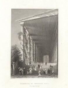 Congress-Hall-Hotel-Saratoga-Springs-NEW-YORK-USA-Antique-1840