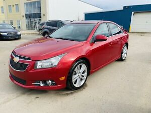2011 Chevrolet Cruze LT, 2 Remote Starters, Roof, Xtra Winter Tires&Rims, 6 Mths Warranty