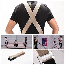 4Pcs Home Furniture Moving Lifting Shoulder Straps Harnesses Forearm Belt Rope
