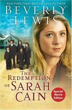 The Redemption of Sarah Cain by Beverly Lewis (2007, Paperback, Movie Tie-In)