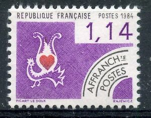 STAMP-TIMBRE-FRANCE-NEUF-PREOBLITERE-N-182-CARTES-A-JOUER-COEUR