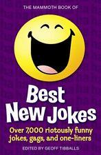 The Mammoth Book of Best New Jokes