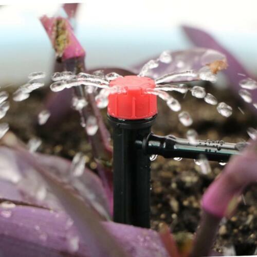 100ft 30M Auto Drip Irrigation System Kit Micro Sprinkler Garden Watering Set