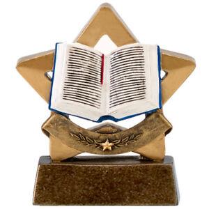Livre Enfant Enfants Trophée Lecture Coran Gravé FREE Mini Star trophées-afficher le titre d`origine frKdXP5Z-07134206-114494256