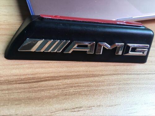 AMG Logo Emblem Badge Grille For Mercedes Benz G63 G Class 1996-2018 Original