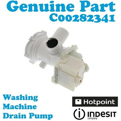 Véritable machine à laver indesit pompe de vidange askoll 220-240 v