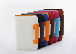 4-7-Inch-PU-Leather-wallet-Flip-Cover-Case-For-Philips-W8510-cell-phone