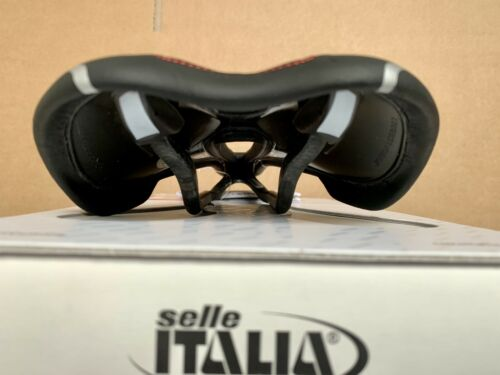 CK7X9 145mm x 275mm L2 Selle Italia SLR Kit Carbonio Flow Carbon Saddle Black