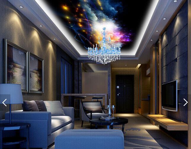 3D Hell Wolken Malerei 673 Fototapeten Wandbild Fototapete BildTapete DE Kyra