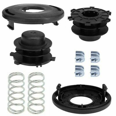 Trimmer Heads Spool Assembly Cover Spring For Stihl 25-2 FS 100 110 120 130 200
