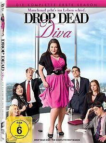 Drop-Dead-Diva-Die-komplette-erste-Season-3-DV-DVD-condition-very-good