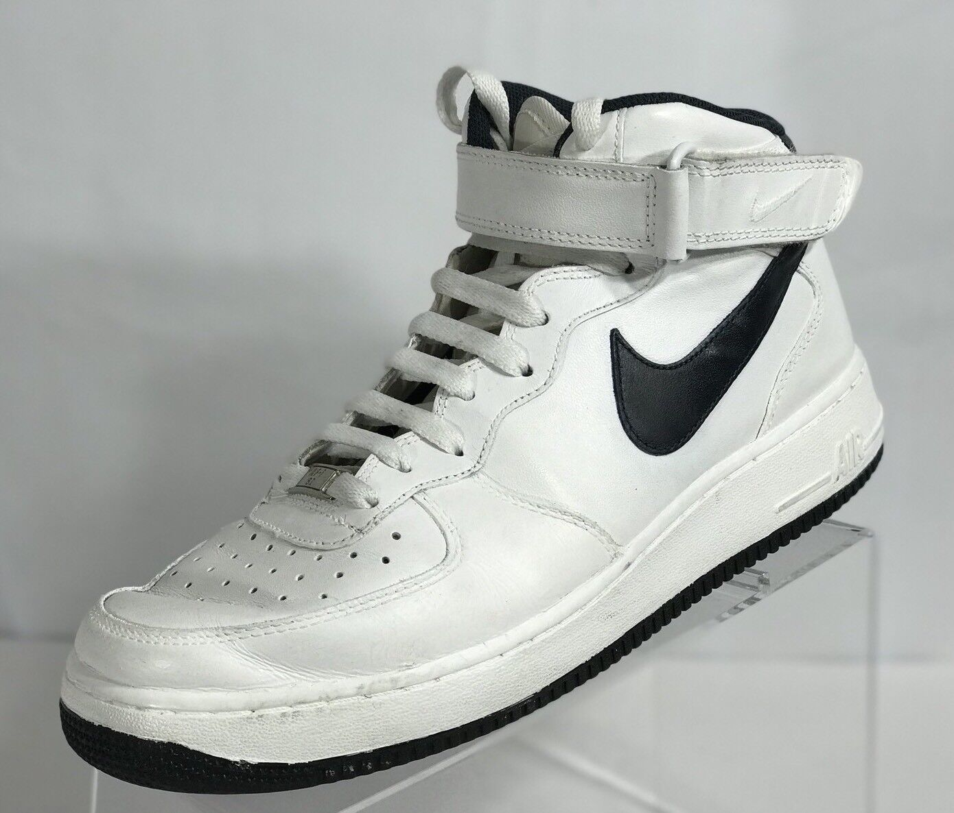 NIKE AIR AF-1 82 Men's White Athletic Shoes Comfortable Wild casual shoes