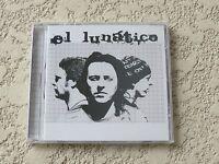 El Lunatico Music Cd Rare Mandarina Records Luna Llena Y Tres Cuartos A Mares