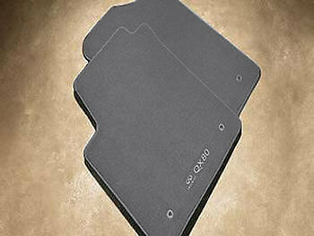 Genuine Infiniti Floor Mats Carpeted Wheat G4900-1UR4J
