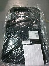 OEM GENUINE MERCEDES BENZ CARPET FLOOR MATS BLACK R107 560SL 380SL 450SL
