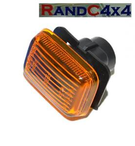 PRC9916 LAND ROVER DEFENDER 90 110 130 SIDE WING REPEATER INDICATOR LAMP