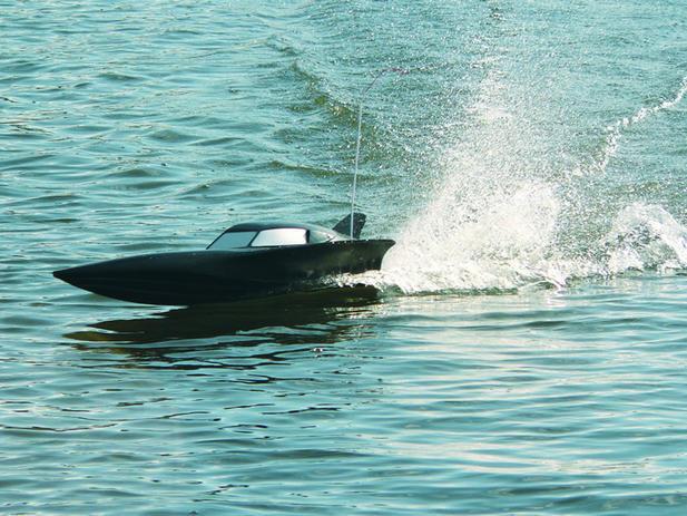 Telecomando RC barca ad alta velocità per corse RTR OFFERTA SPECIALE! veloci!