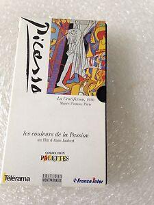 picasso-les-couleurs-de-la-passion-K7-VHS-film-d-039-alain-jaubert-1996-duree-30-mn