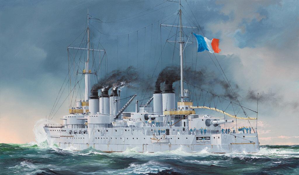 Hobby Boss 1 350 French Navy Pre-Dreadnought Battleship Condorcet