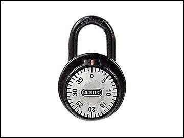 ABUS 78//50mm Dial Combination Padlock ABU7850C