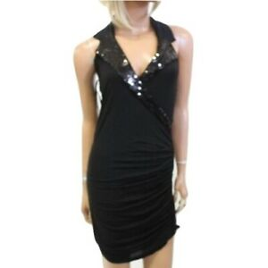 76169d46d4581 Image is loading NEW-LF-Stores-Italian-Designer-walG-Stretch-Sequin-