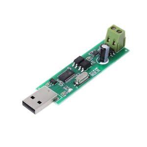 USB-To-MBUS-Slave-Module-Master-slave-Communication-Debugging-Bus-Monitoring