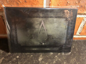 Official-Assassin-039-s-Creed-Syndicate-High-Quality-Artbook-New