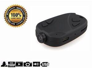 Mini DVR 808 #18 Car Key Micro Camera Real HD 1080/720P 30fps Pocket Camcorder