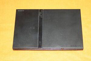 Sony Playstation 2 schwarz SCPH-70004 nur die Konsole