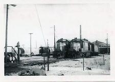 6E219 RP 1972 C&NW NORTH WESTERN RAILROAD LOCO #885 #856  GREEN BAY WI