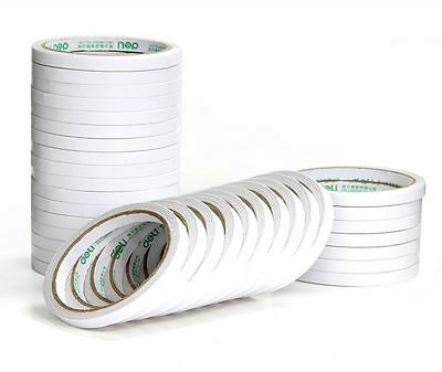 10 Pcs rolls of double sided super strong adhesive tape For Office Supplies