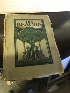 Details About The Beacon 1922 Grover Cleveland High School Yearbook St Louis Missouri