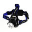 3 Lighting Modes XINLANTECH Zoomable 5,000 Lux Super-Bright LED Headlamp by 3X