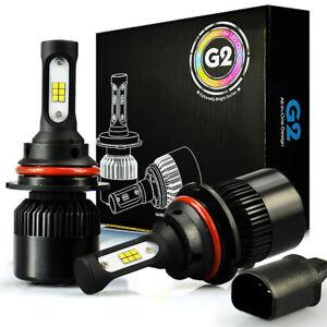 27 SMD LED 12V LIGHT BEAM BULB 9006 FITS MERCEDES SL600 2003-ON SET OF 2 HB4