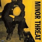 """Minor Threat: First 2 7""""S [EP] [EP] by Minor Threat (Vinyl, Sep-2010, Dischord Records)"""