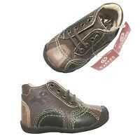 Neuf Superbes Chaussures Cuir + Gbb + 18 Ou 19