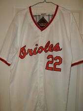 Baltimore Orioles Giveaway Throwback 1966 Replica XL Jersey