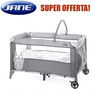 Jane Lettino Da Campeggio Doppia Altezza T01 Nuovo Available In Various Designs And Specifications For Your Selection Lettini Da Viaggio Infanzia E Premaman