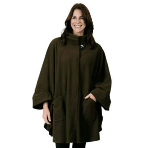 Le-Moda-Ladies-Fleece-Wrap-Winter-Collection-One-Size-Fits-All