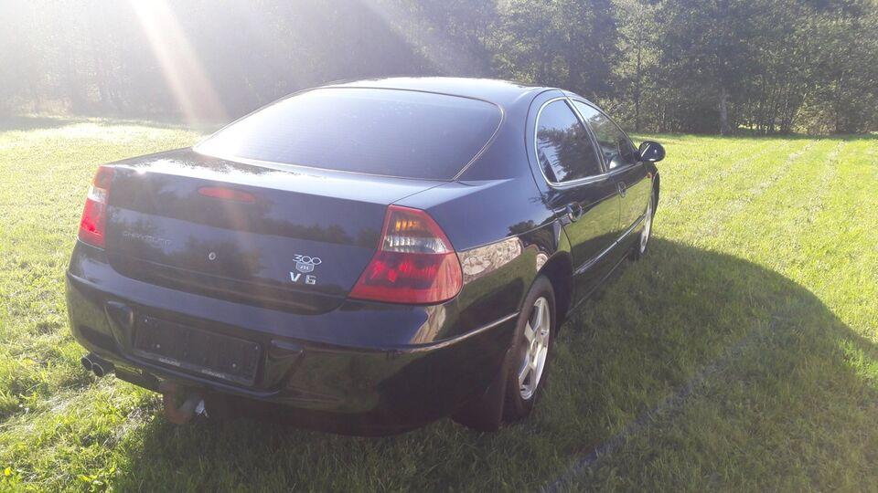Chrysler 300M 2,7 LE aut. Benzin aut. modelår 2001 km 309000