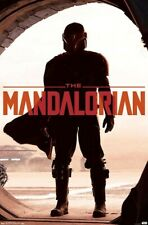 THE MANDALORIAN - KEY ART POSTER - 22x34 - STAR WARS 17795