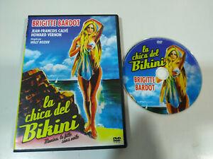 La Bambina del Bikini Brigitte Bardot Willy Rozier - DVD Spagnolo English