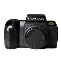 Pentax SF10 Film Camera