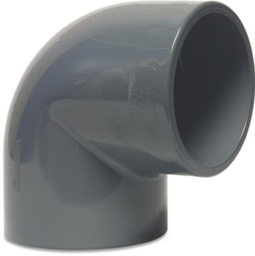 Klemme Winkel T-Stück Muffe Fittings Schlauch PVC Klebefittings Details about  /PVC Rohr Orion