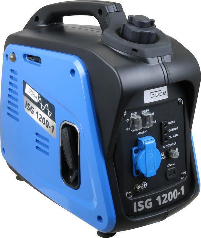 Güde Inverter Stromerzeuger ISG 1200-1 1,3 kW Stromgenerator Notstromaggregat