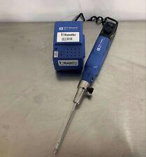 Ika T8 Ultra Turrax Homogenizer With T801 Power Supply