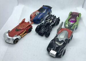 Hot-Wheels-Y-Majorette-Paquete-de-coche-DC-Marvel-Die-Cast-Joblot