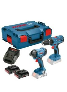 Bosch-GSB-18-V-21-amp-GDR-18-V-160-2-x-2-0Ah-in-L-BOXX-06019G5172