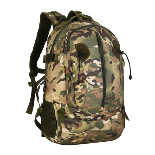 40L Outdoor Military Tactical Molle Backpack Camping Hiking Travel Day Pack